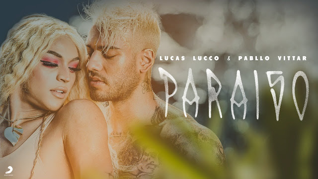 "Lucas Lucco & Pabllo Vittar Unveil Steamy Visuals for ""Paraíso"""