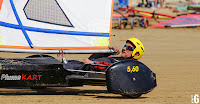 Char voile Plume Kart 5.60 champion de France 2015