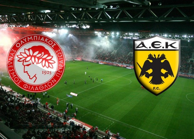 ΟΛΥΜΠΙΑΚΟΣ - ΑΕΚ    Olympiakos-Aek  live streaming
