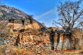Nidugal Fort, Karnataka