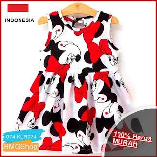KLR074 Dress Anak Karakter cewe Hingga BMGShop