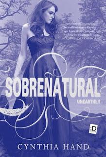 Resenha: Sobrenatural, Cynthia Hand 10