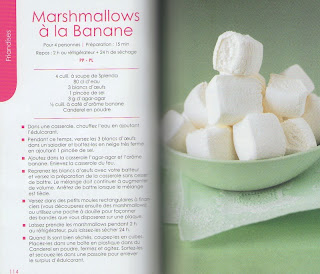 Marshmallows Dukan