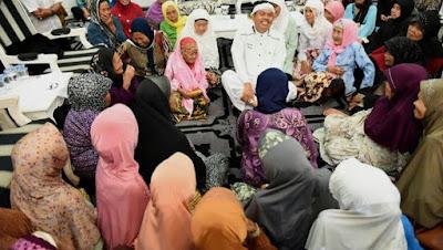 Dedi Mulyadi Dicegat Semar di Karawang