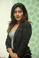Actress Eesha Looks gorgeous in Blazer and T Shirt at Ami Tumi success meet ~  Exclusive 067.JPG