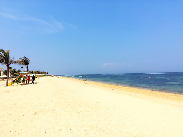 MULIA RESORTのビーチの写真
