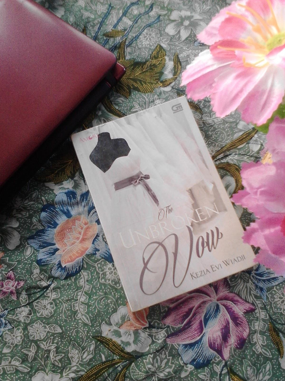 Aku Tertipu Oleh Bab-bab Awal Novel The Unbroken Vow 324d638d16