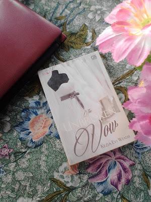 Aku Tertipu Oleh Bab-bab Awal Novel The Unbroken Vow