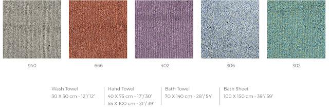 Abyss Habidecor toalla de baño Mix