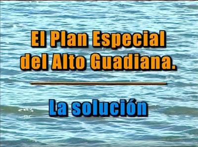 Vídeo: El Plan Especial del Alto Guadiana