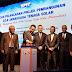 Projek Tenaga Solar Di Teluk Kalong Dijangka Tarik Pelaburan RM262 Juta