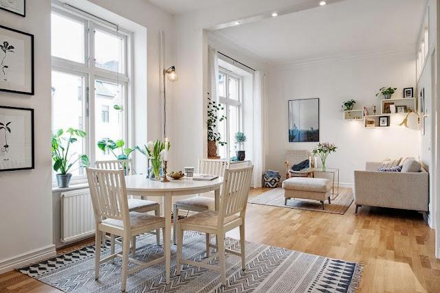 Mẹo bố trí đơn giản cho nhà nhỏ trở nên rộng rãi trong thiết kế nội thất