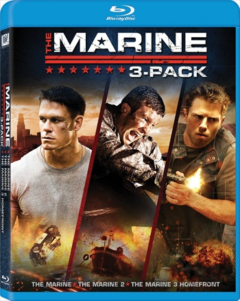 The Marine (2006) Bluray Dual Audio Hindi 480P 720P x264