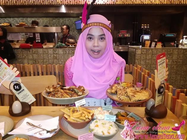 Menu Terbaru Nando's Malaysia 2016