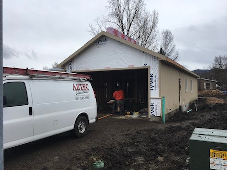 Electrician - new home construction in medford