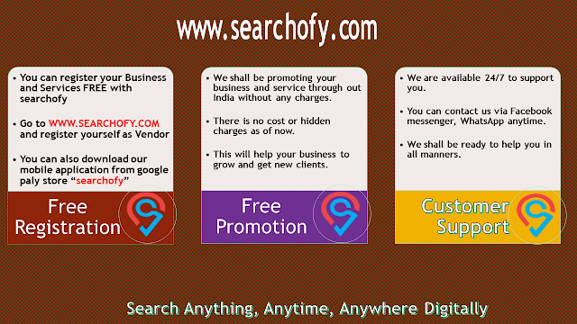 Register your business free