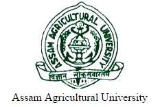 Assam Agricultural University Recruitment 2016