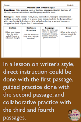 The gradual release process, otherwise known as I Do, We Do, Two Do, You Do, allows students to slowly take responsibility for their learning. Read about how to use direction instruction, guided practice, collaborative learning, and independent practice with your students during your writing lessons.