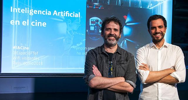 Ciencia Ficción en el cine vs Inteligencia artificial: nuestra charla en la Fundación Telefónica