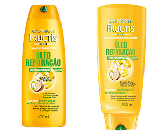 shampoo e condicionador mesma linha