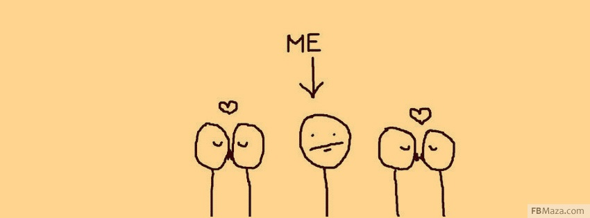 I am single funny Facebook cover photos