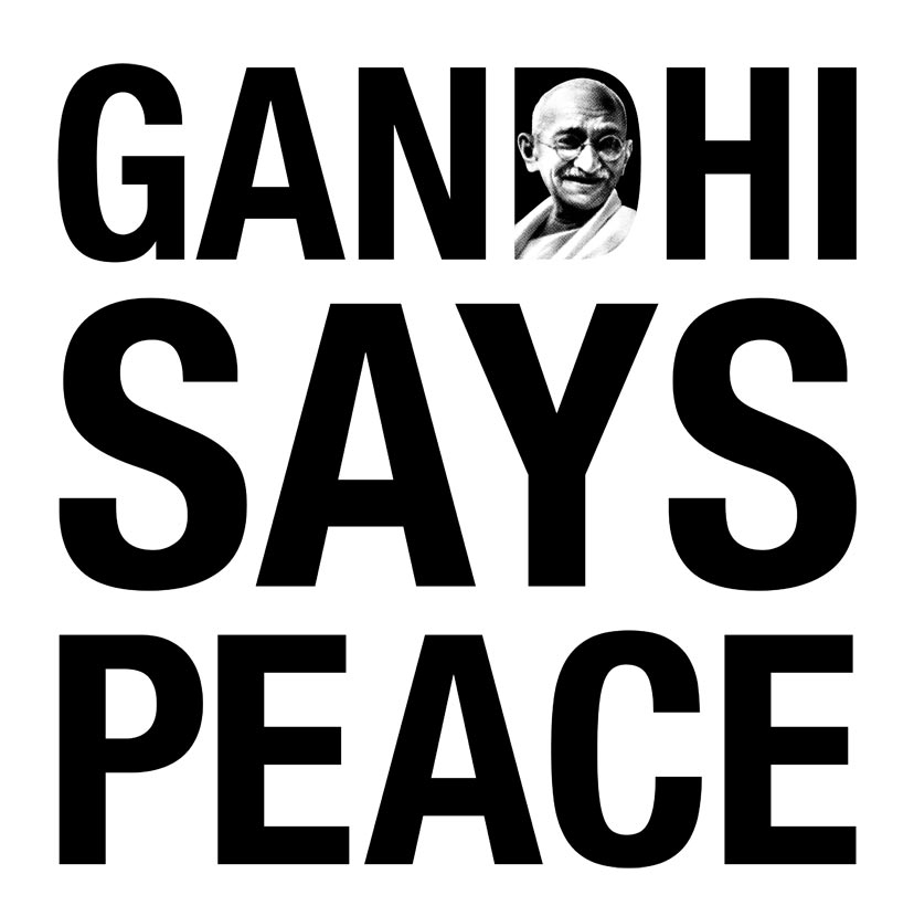 Peace and Harmony Non Violent Resistance Satyagraha