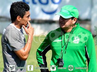 Oriente Petrolero - Alcides Peña volverá a jugar en Oriente Petrolero - Eduardo Villegas - DaleOoo