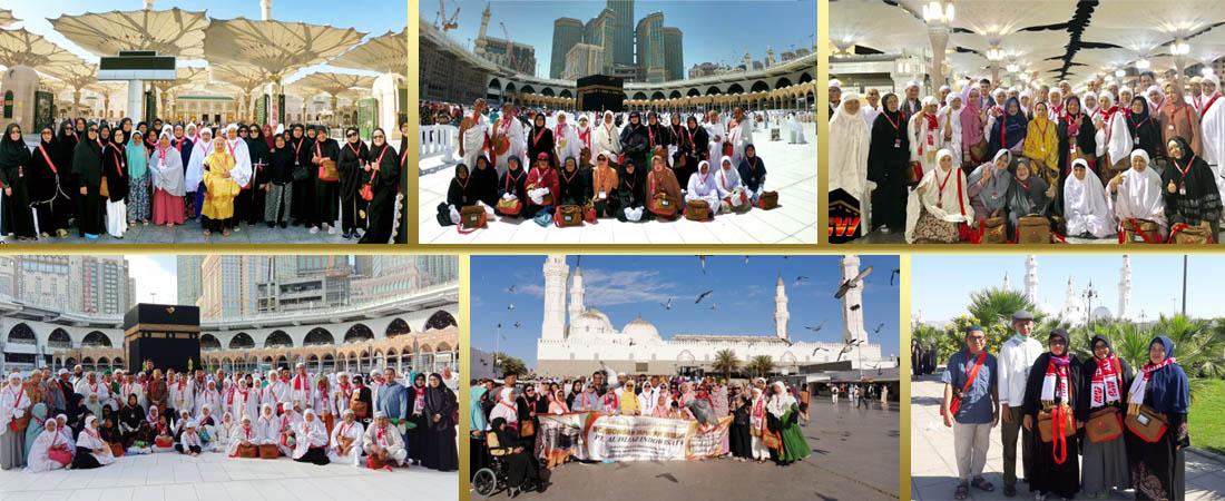 jamaah umroh Alhijaz Tour Travel