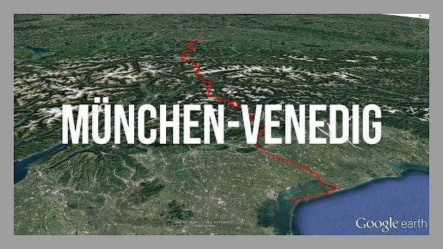 Alpenüberquerung München-venedig traumpfad transalp