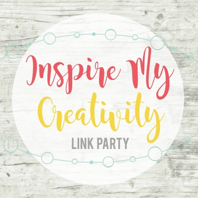 Inspire My Creativity Link Party July Thrift Store Makeover