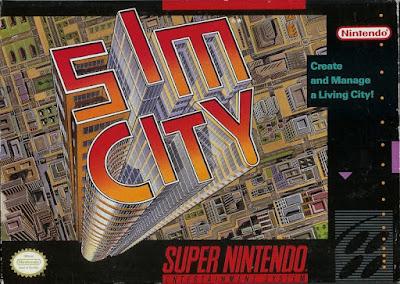 Rom de Sim City - SNES - Em Português - Download