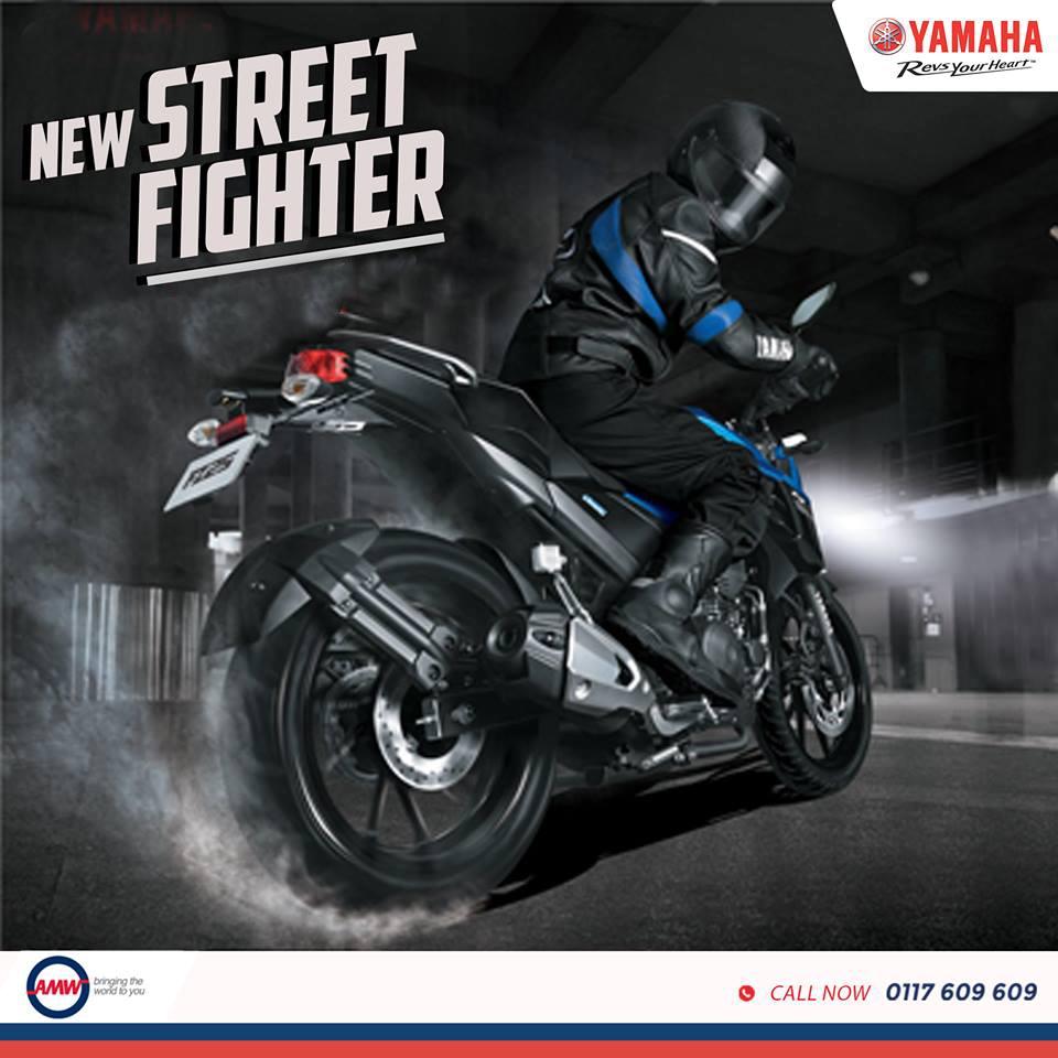 Yamaha FZ 16 - Yamaha Sri Lanka
