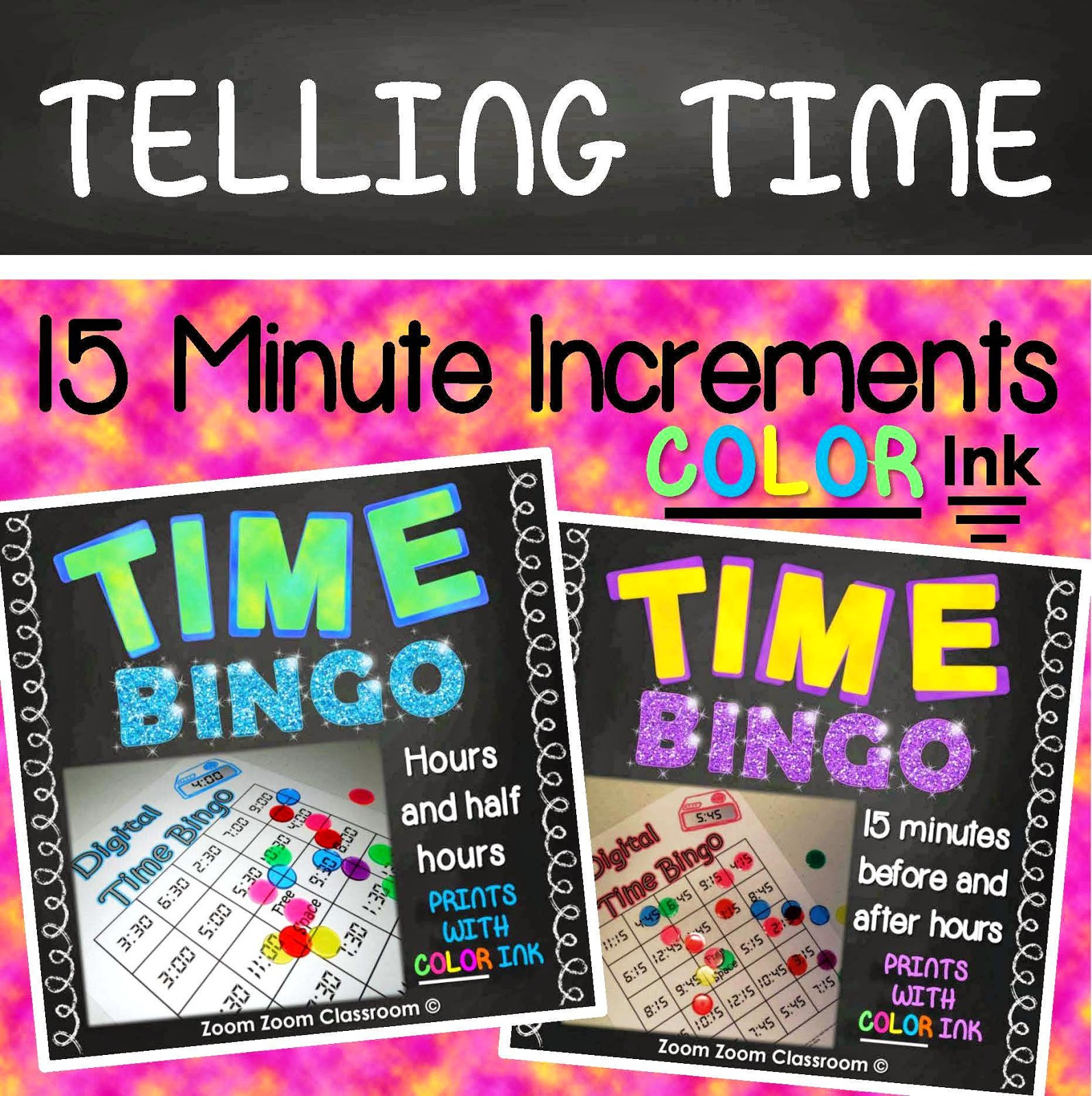 Lessons By Molly Telling Time
