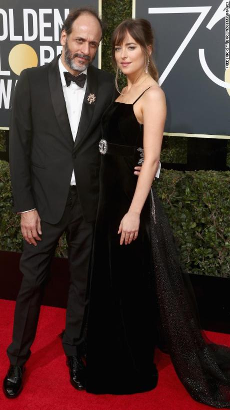 75th Golden Globes 2018 Red Carpet Pictures