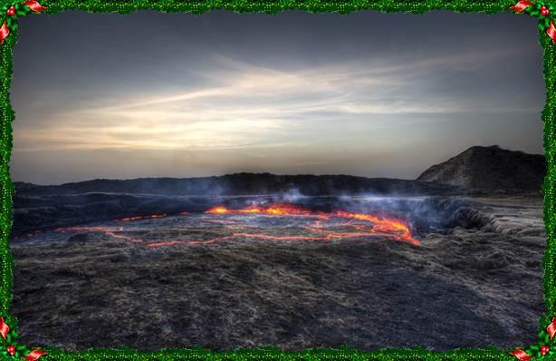 Núi lửa Afar, Ethiopia