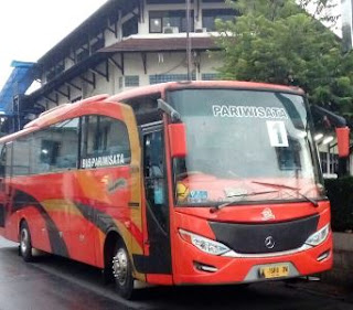 Rental Bus Ke Gresik
