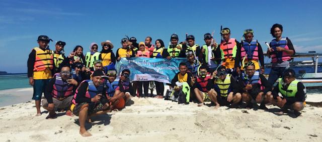 Paket Wisata Ke Pulau Harapan