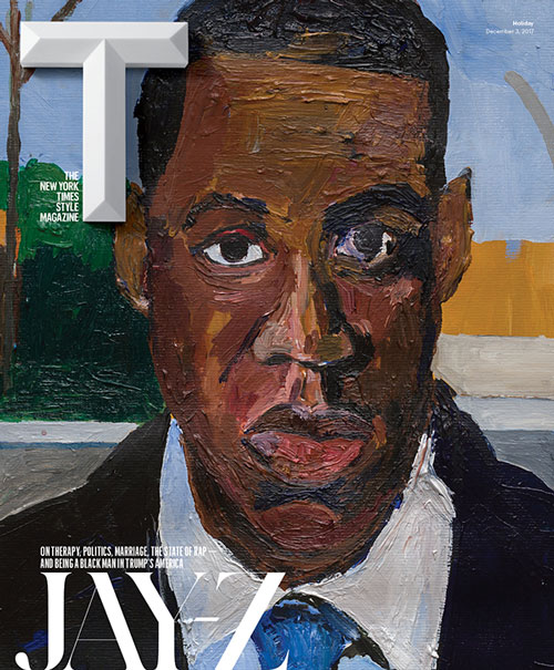 Jay Z New York Times Cover