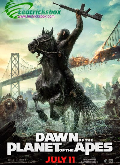 Dawn of the Planet of the Apes 2014 720p TS