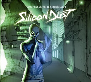 Silicon Dust Different Universe Story Tellers cover
