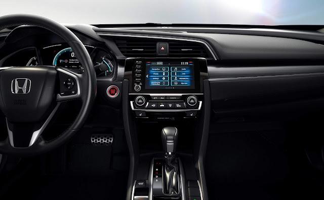 Novo Honda Civic 2019