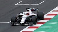 Robert Kubica F1 Williams
