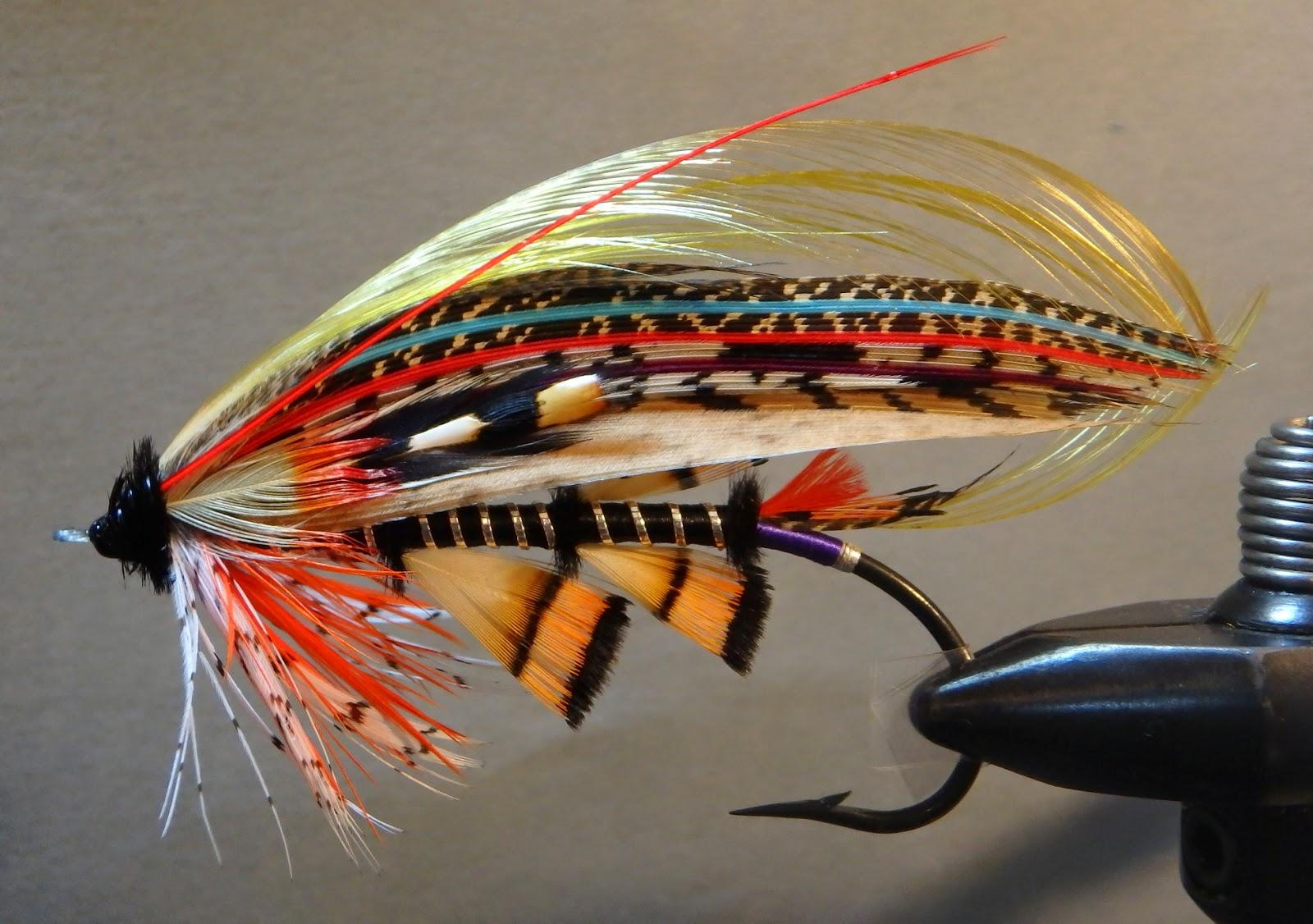 Online Fly Catalog: LEFTY ANGLER & FLIES in Livingston, MT ... Classic Atlantic Salmon Fly Patterns