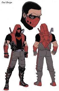 """Cómic: Nuevo diseño de """"Capucha Roja/ Red Hood"""" en DC Comics"""