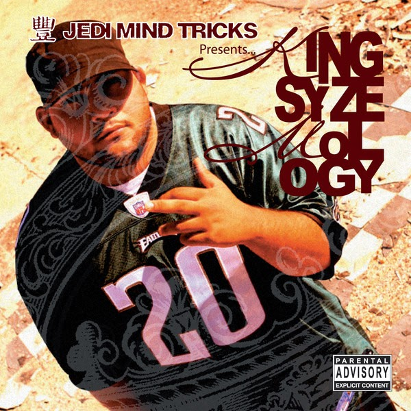 Jedi Mind Tricks Presents… King Syze - Syzemology Cover