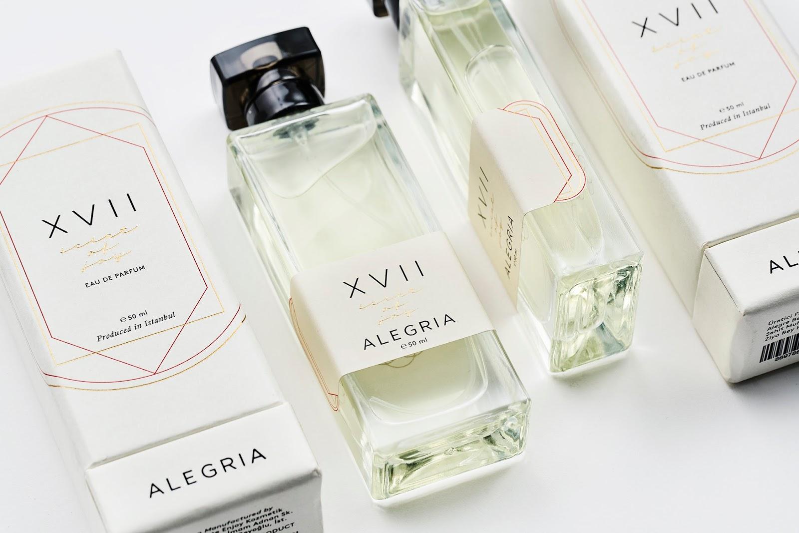 Thiết kế bao bì sản phẩm Alegria XVII