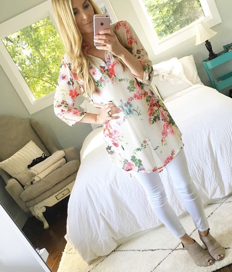 In my outfits