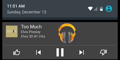 Google Play Music Got New Thumbs Up and Thumbs Down Option : Download Latest APK To Get this Feature