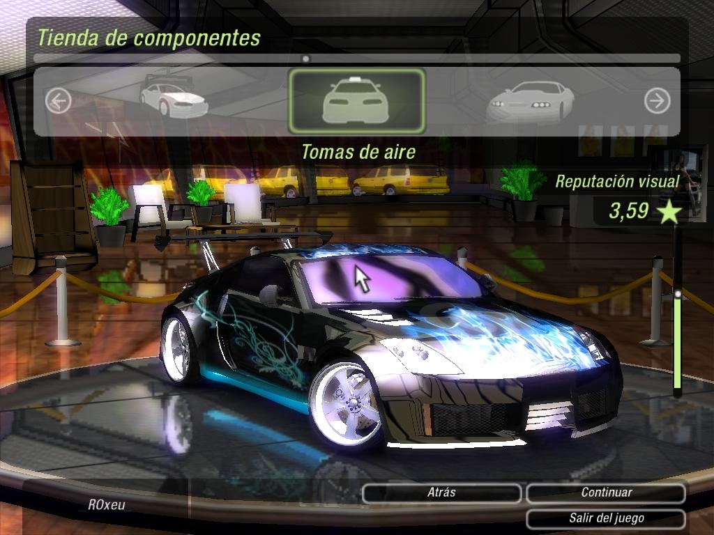 Kumpulan Gambar Modifikasi Mobil Di Underground 2 Terbaru Dan