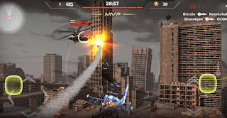 Download Game Battle Copters V1.6.0 MOD Apk + Data OBB